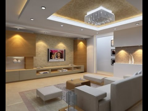 Top 48 Modern, Luxurious Living Room Interiors- Plan n Design - YouTube
