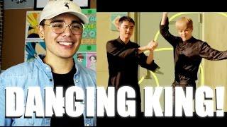 [STATION] YU JAE SUK X EXO Dancing King MV Reaction