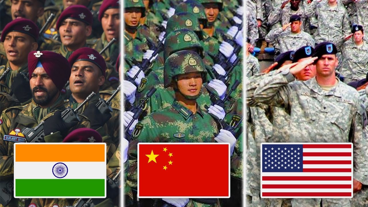 Most Powerful Militaries In The World YouTube - Most powerful country in the world in army list