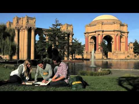 New University of San Francisco Commercial