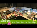 - CLEANER GROCERY HAUL // Costco, Fresh Thyme, Trader Joe, Meijer