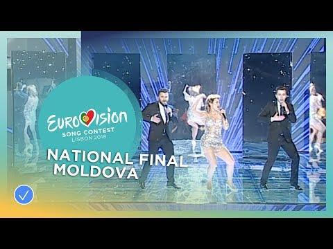 DoReDos - My Lucky Day - Moldova - National Final Performance - Eurovision 2018