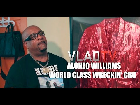 Alonzo Williams Explains Dr. Dre's Shiny Suit from Early Career
