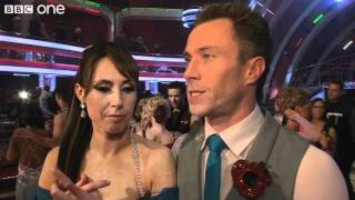 Week 6: First Reactions - Strictly Come Dancing 2011 - BBC One