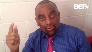 Jesse Lee Peterson shares dislike for President Obama backstage at Don't Sleep!
