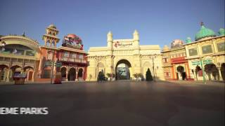 The wonder of Dubai Parks and Resorts