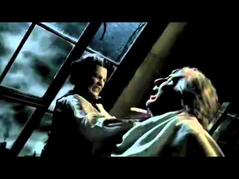 Sweeney Todd: The Demon Barber of Fleet Street (murders/omicidi)
