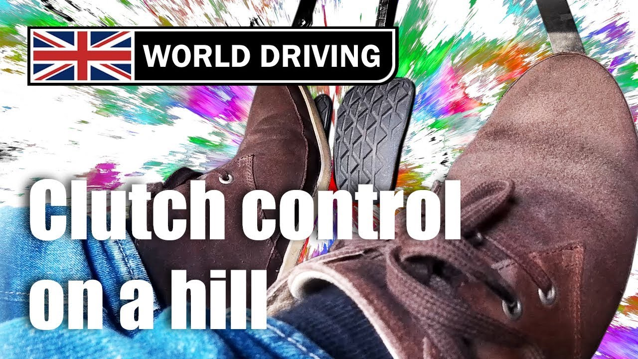 Clutch Control On A Hill Hill Starts Made Easy In A Manual Stick Shift