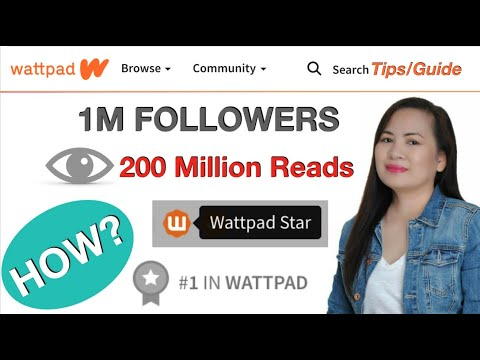 How To Get More Reads and Followers on Wattpad | The