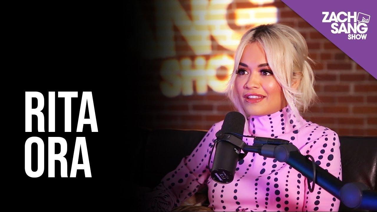 Rita Ora Talks New Album Phoenix, Post Malone Costume, and Detective Pikachu