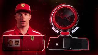 Kimi Raikkonen explains the 2018 Suzuka circuit, Japan