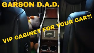 VIP Style car accessories: Garson D.A.D. center cabinet !!
