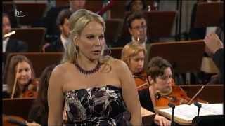 Elīna Garanča - 7. Sommertage (Sieben frühe Lieder)