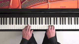 Unknotting Bach Goldberg Variations - Var.17