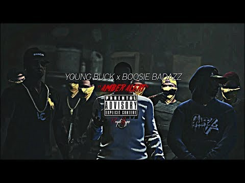 "GTA 5 - Young Buck Ft Boosie Badazz | Amber Alert ""Music Video"""
