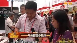 2013东盟博览会 马来西亚馆采访 CAEXPO