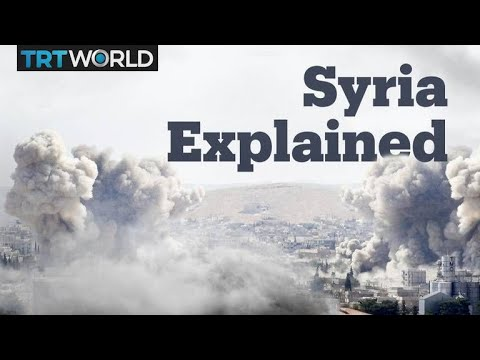 The Syrian war: Everything you need to know