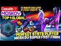 Perfect Stats Player  Moskov Super Fast Farm  Cannabis     Moskov Mobile Legends
