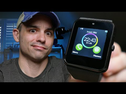Is The Cheapest Smart Watch On Amazon WORTH Buying?!