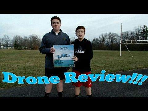 Parrot Bebop Drone Tutorial And Review!!!