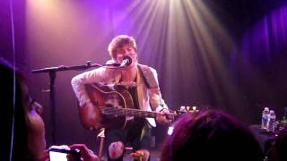 nevershoutnever - cute without the e . live in paris @la maroquinerie. 16.06.2010