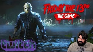 Game Rating Review Weekly TWITCH Stream - Friday the 13th: The Game (04/10/18)