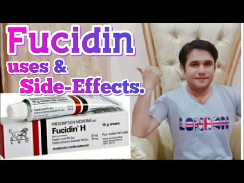 fucidin cream uses and side effects