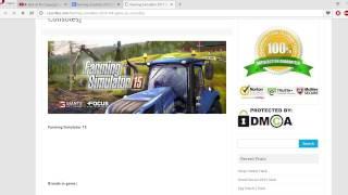 cum sa instalezi farming simulator 15 gratis