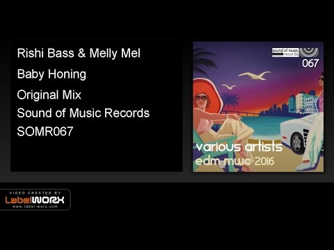 Rishi Bass & Melly Mel - Baby Honing (Original Mix)