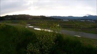 【アーカイブス映像】都市計画道路3・4・21号本堅田真野線改良事業(開通前) dji drone