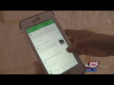 Video: SAPD marks one year partnership with Nextdoor app