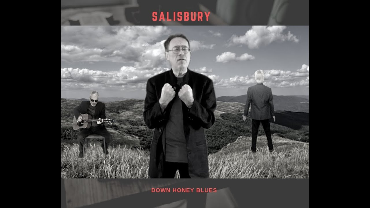Down Honey Blues. Salisbury Rock Band