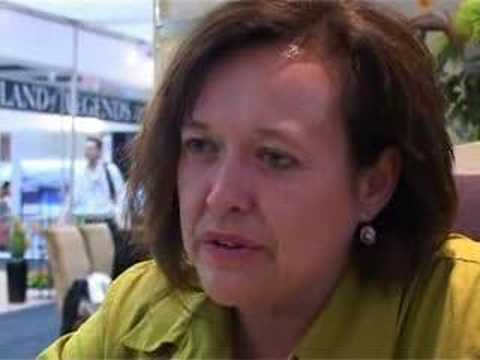 Manuela Pallamar, Legend Lodges @ Indaba 2008