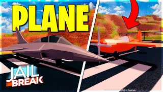 [FULL GUIDE] JAILBREAK ROBLOX PLANES UPDATE! JAILBREAK BUYING STUNT PLANE AND FIGHTER JET! (ROBLOX)