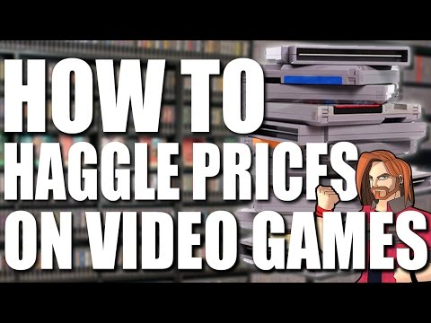 How To Find And Haggle Prices On Video Games  - Tips & Trick