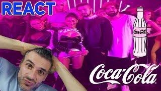 PORTUGA REAGINDO - HASTA LA VISTA - LUAN SANTANA, SIMONE & SIMARIA, PABLLO VITTAR ft. Coca-Cola