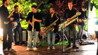Saxophobia Funk Project - Strasbourg St. Denis - Smooth Jazz Festival Mallorca - 01/05/2013