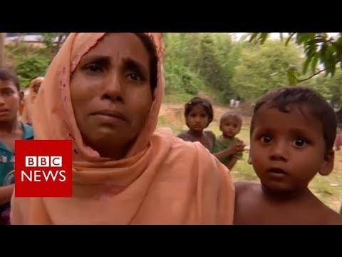 Rohingya exodus: Thousands of Rohingya Muslims have fled Myanmar  - BBC News
