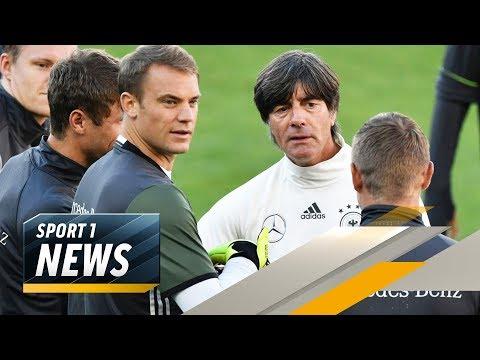 Löw lehnt Bayern-Job ab, Lewandowski wünscht sich Back-Up | SPORT1 - Der Tag