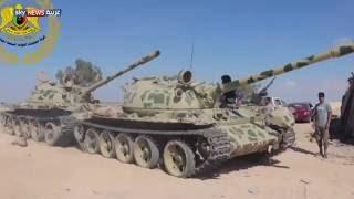 تصدير أول شحنة نفط عبر الزويتينة وراس لانوف