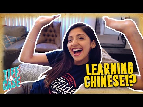 Tiff's Learning Cantonese!