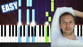 Download Coldplay - The Scientist - EASY Piano Tutorial by PlutaX Mp3 and Videos