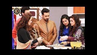 Salam Zindagi - Muzna Ebrahim & Umair Laghari - Top Pakistani Show
