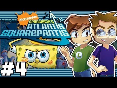 Spongebob's Altantis SquarePantis: Jak & Lev - Part 4