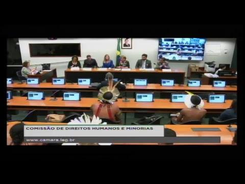 DIREITOS HUMANOS E MINORIAS - Audiência Pública - 24/05/2018 - 10:00