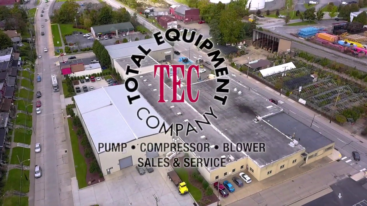 Pump, Compressor, Blower Sales and Service Pittsburgh