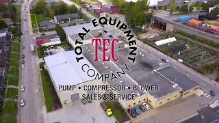 Gambar cover Total Equipment Company: Serving the Tri-State area Ohio, Pennsylvania and West Virginia