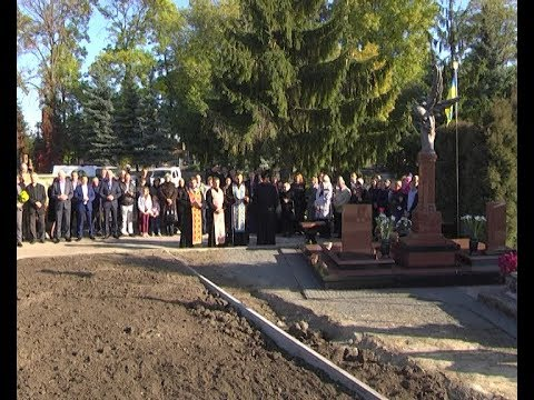 Телеканал ІНТБ: У Тернополі на «Алеї Героїв» вшанували пам'ять полеглих бійців