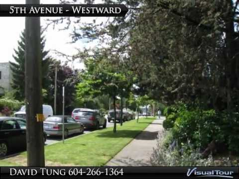 #205-2255 West 5th Avenue, Vancouver, BC. - David Tung