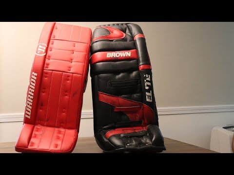3 Lessons From Old School Goalie Pads